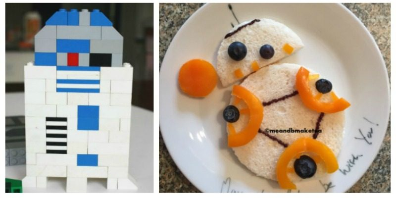 Fun Droid Ideas | R2-D2 & BB-8 Recipes & Activities for Star Wars Fans