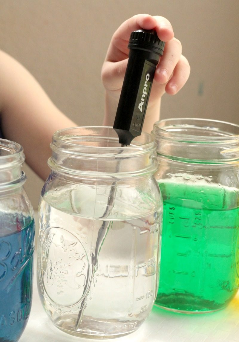 Does color affect temperature? Find out in this fun and colorful light science experiment for kids. So simple, but kids learn a lot!