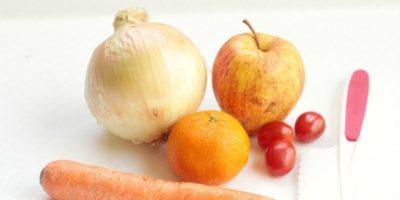 Preschool Science: Dissecting Vegetables Activity