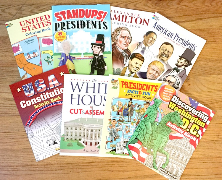 Bringing History Alive with Activity Books