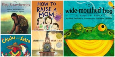 Great Books to Read With Your Kids in May