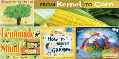 Great Books to Read With Your Kids in June