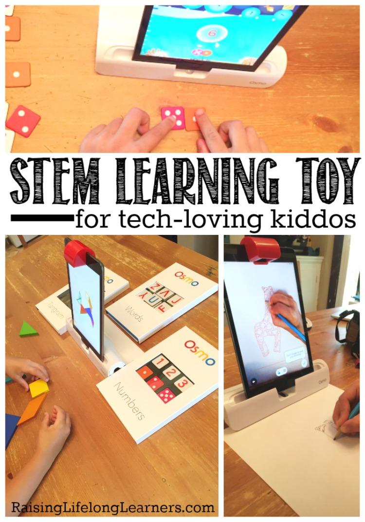 STEM Learning Toy for Tech Loving Kids
