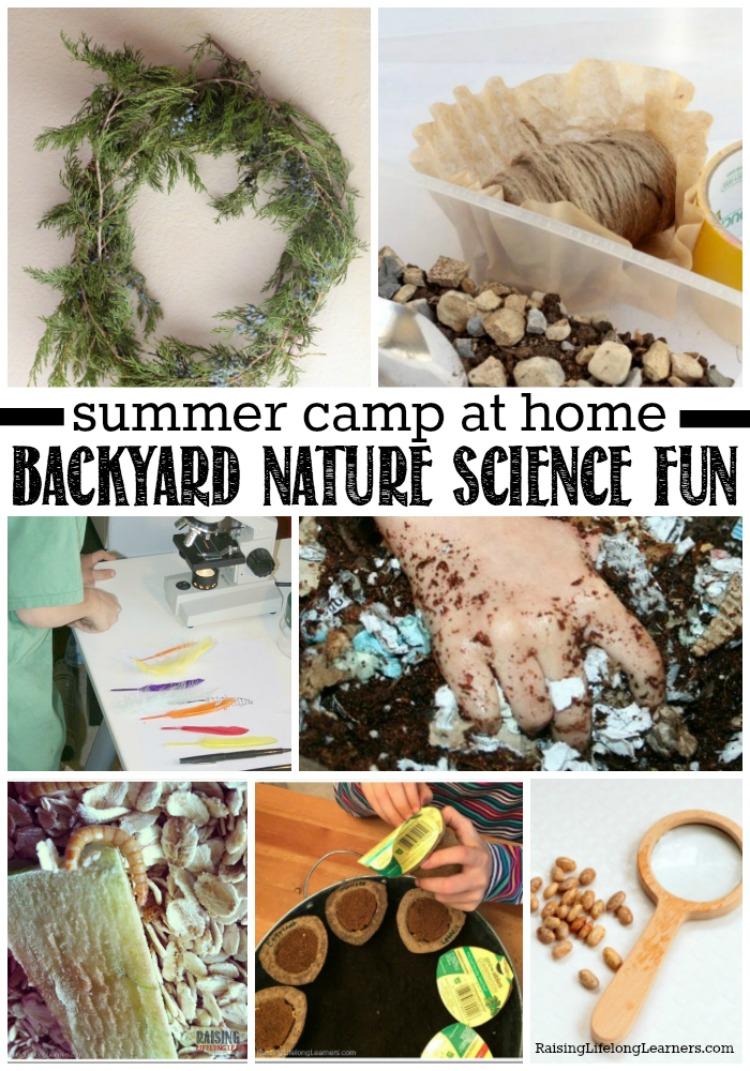 Summer Camp at Home Nature Week