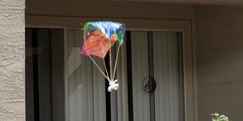 Parachute Engineering Challenge
