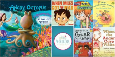 Books to Help Kids Learn About Anger
