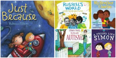 Books to Help Kids Learn About Autism
