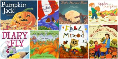 Great Books to Read with Your Kids in October