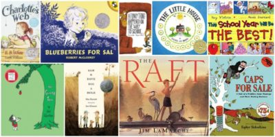 Great Books to Read with Your Kids in September