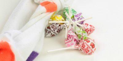Blindfold Candy Taste Test Experiment