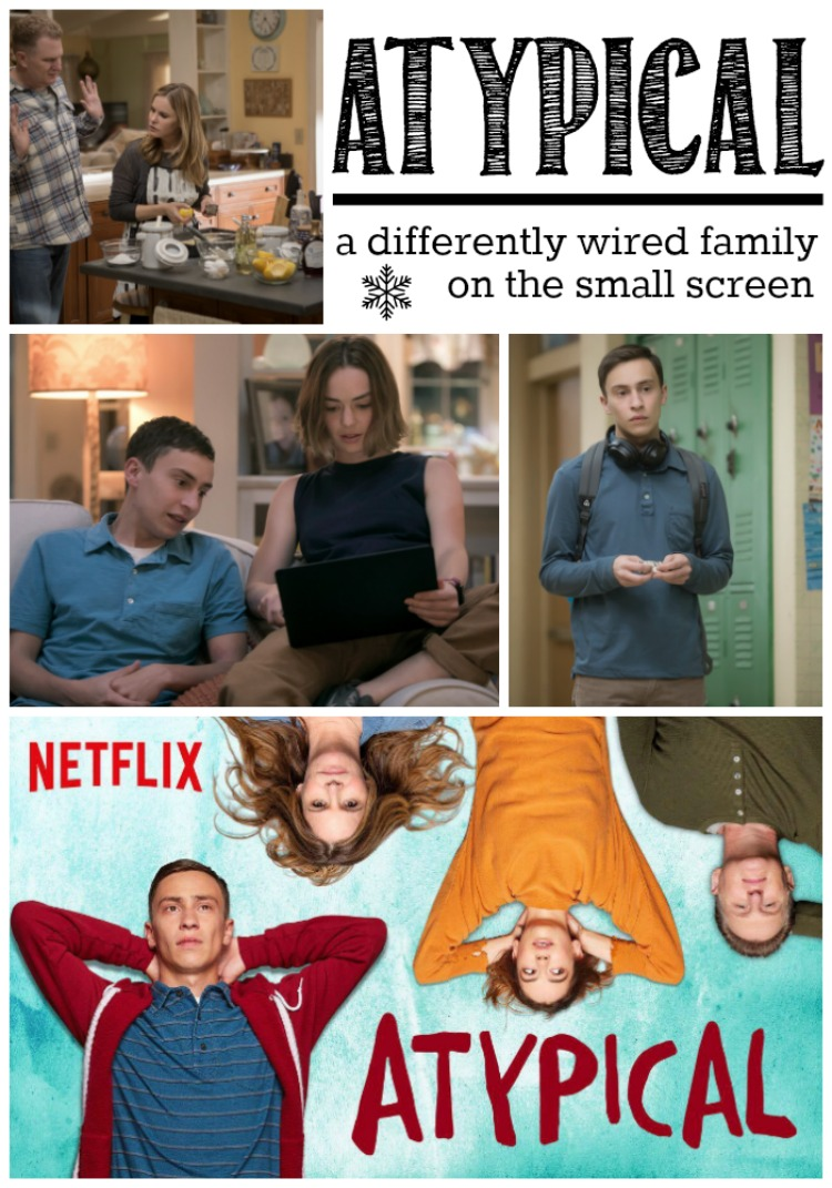 Atypical - a differently wired family