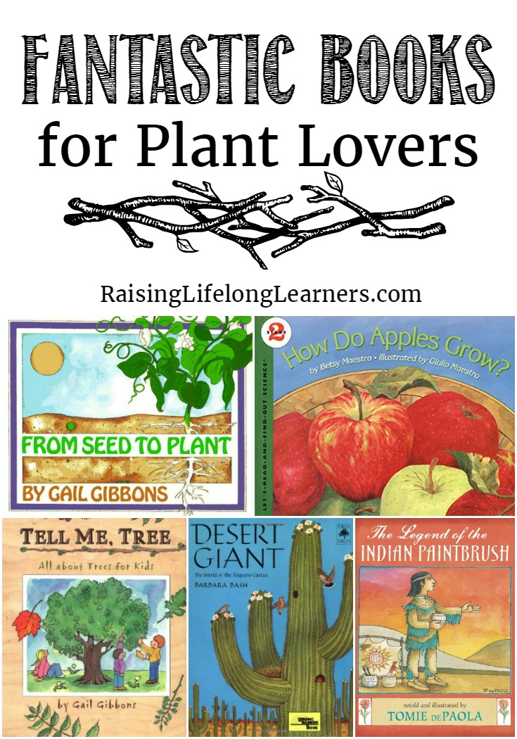 Fantastic Books for Plant Lovers