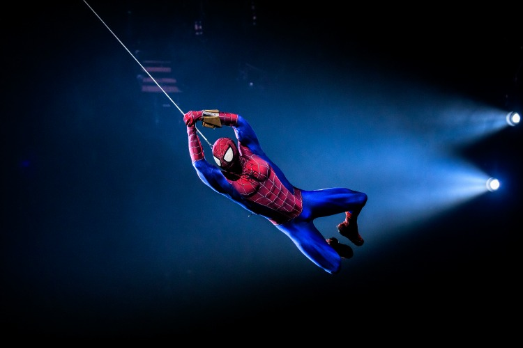 Marvel Universe Live Coming to Cleveland October 15-18