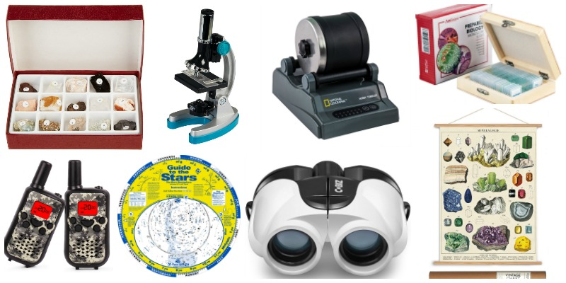 Great Gifts for Backyard Scientists