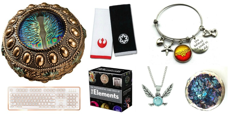 Gifts for Geeky Moms