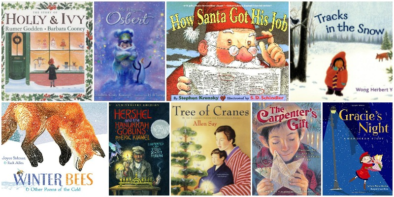 Great Books to Read With Your Kids in December