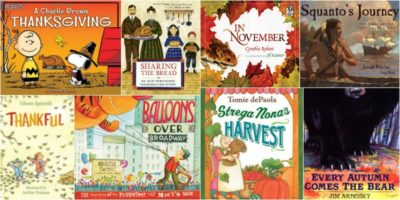 Great Books to Read With Your Kids in November
