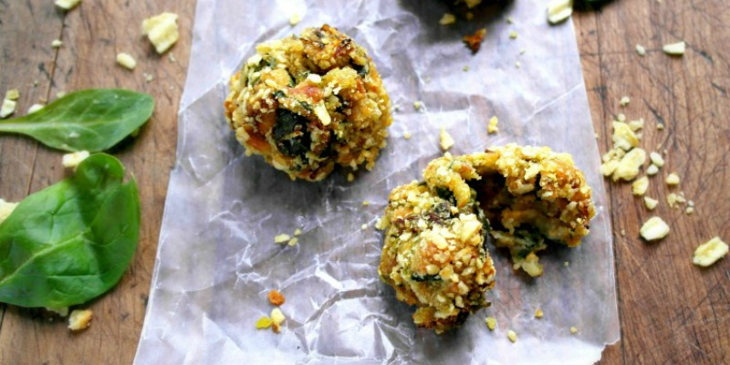 Cheesy Spinach Bites | Recipes for Kids