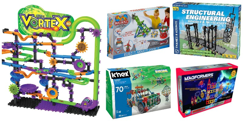 Toys for Young Builders