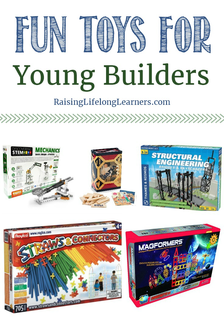 Amazing Toys for Young Builders Every Kid Should Own
