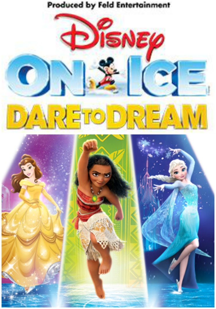 Disney on Ice - a Great Holiday Gift for Kids