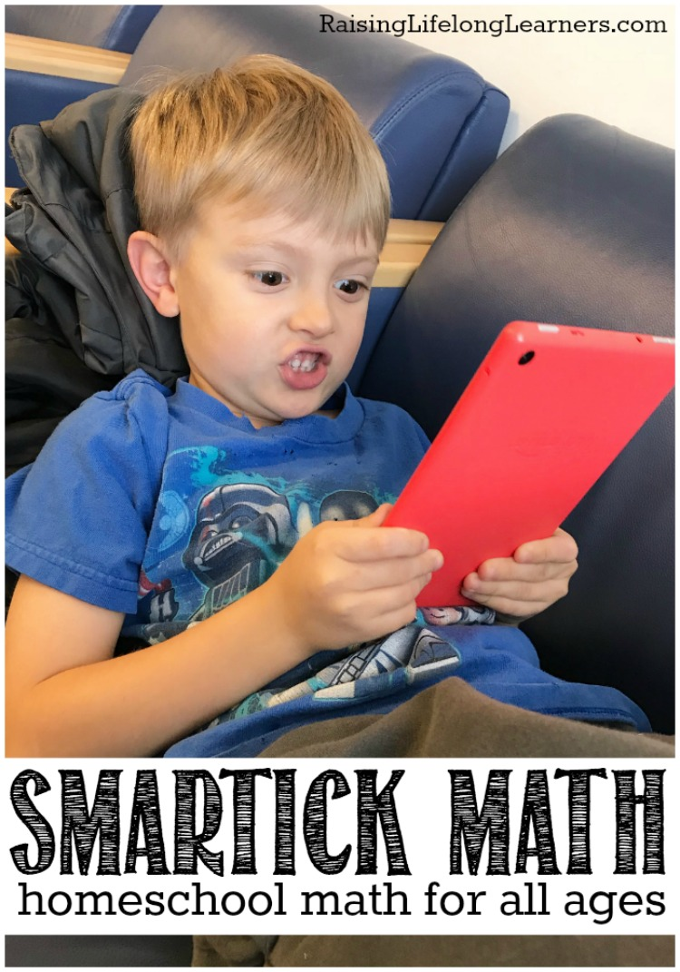 Smartick Math - Homeschool Math for All Ages