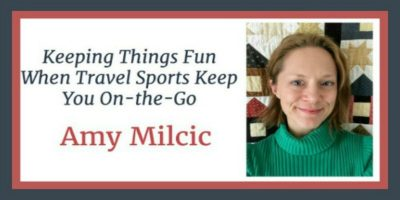 RLL 04 Amy Milcic: Keeping Things Fun While On-the-Go