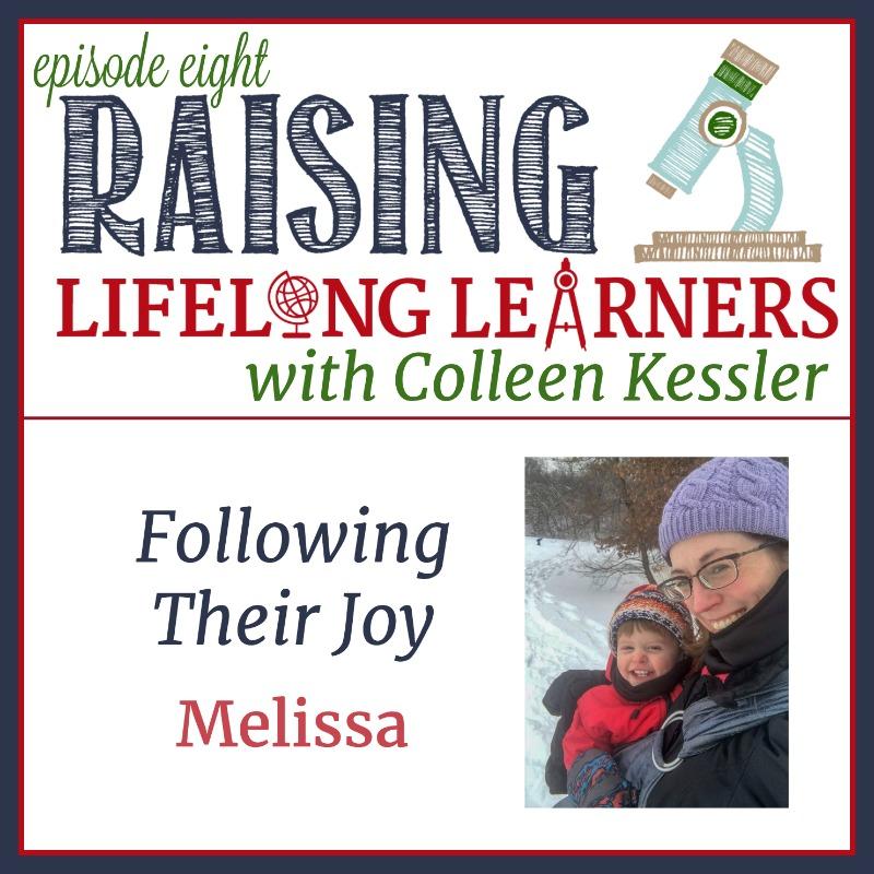 RLL 08 Melissa - Following Their Joy
