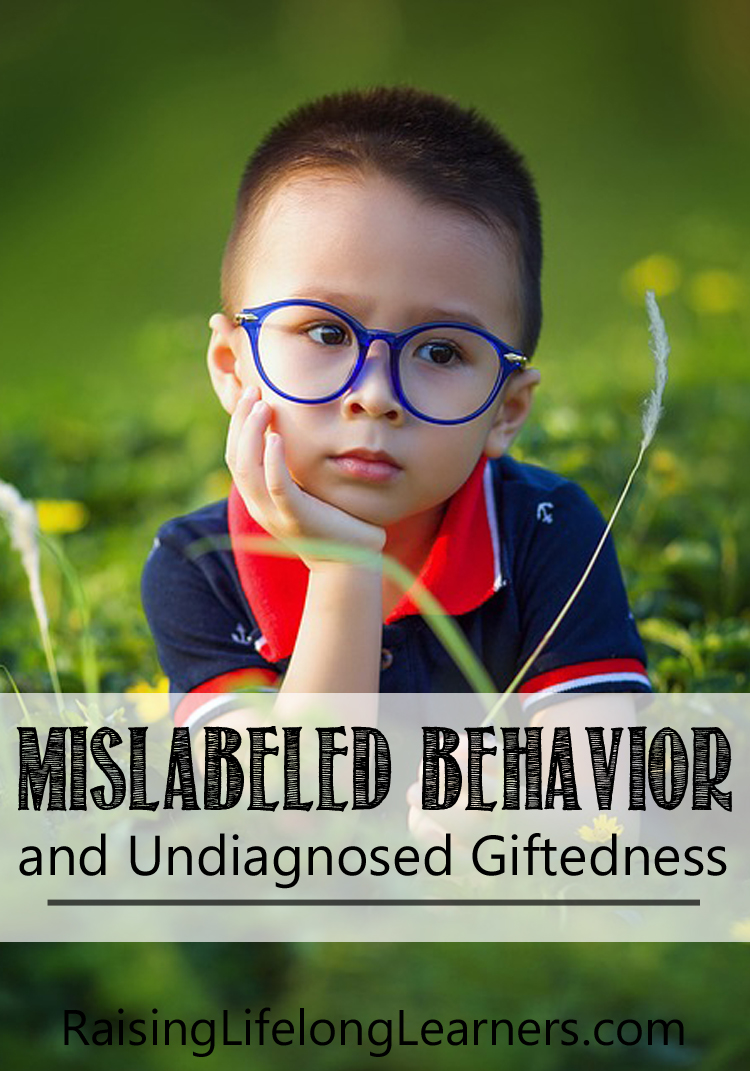 Mislabeled Behavior And Undiagnosed Giftedness