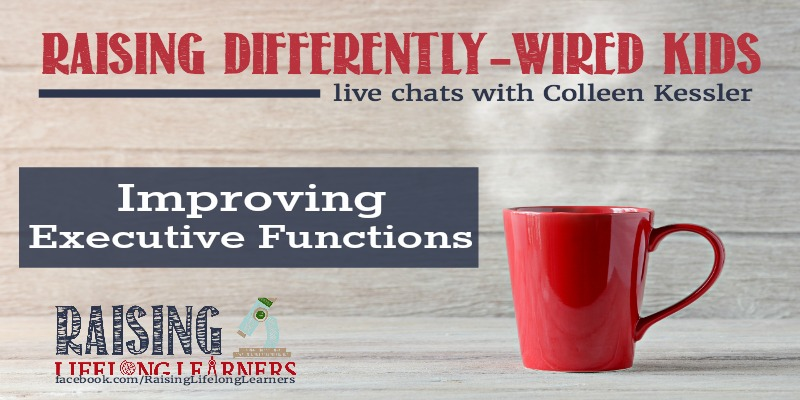 RLL LIVE | Improving Executive Functions