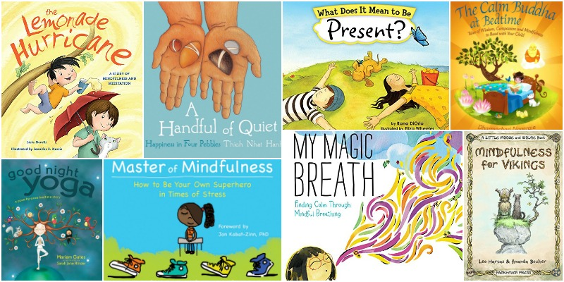 Books to Help Your Kids Learn Mindfulness at Home