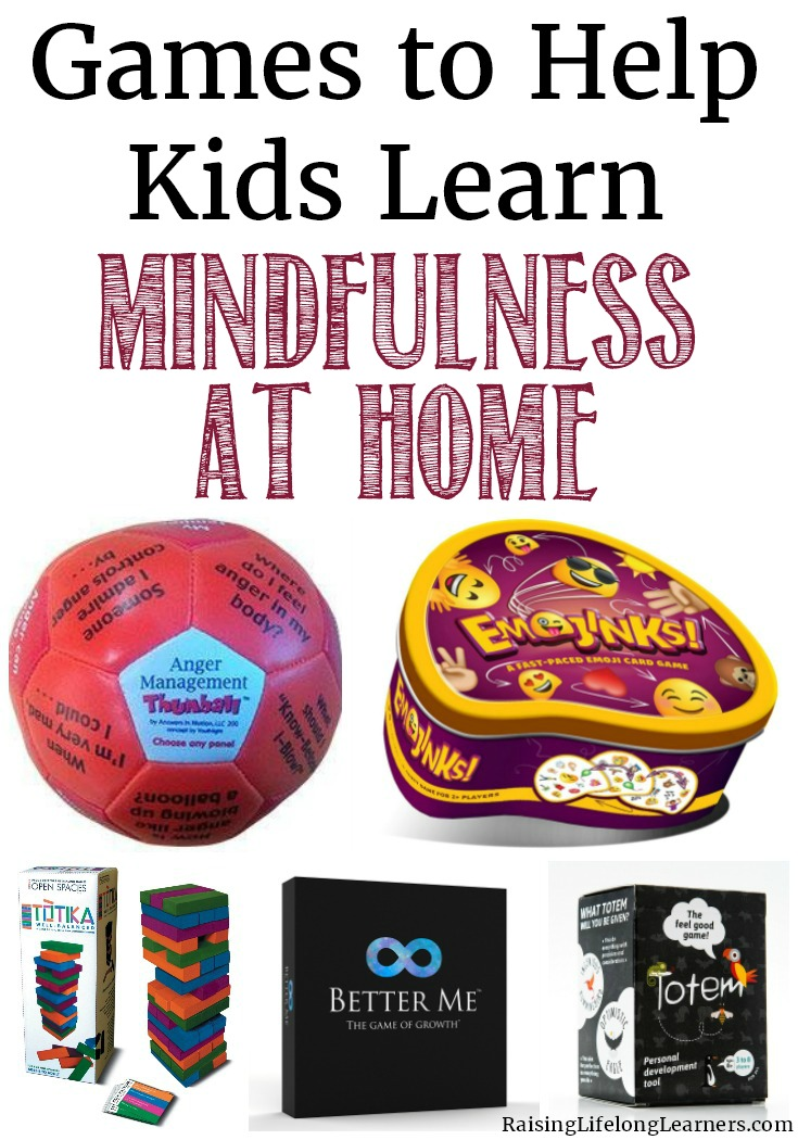 Games to Help Kids Learn Mindfulness at Home