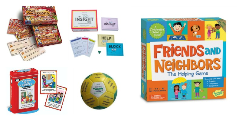 Games to Help Improve Your Kid's Emotional Intelligence