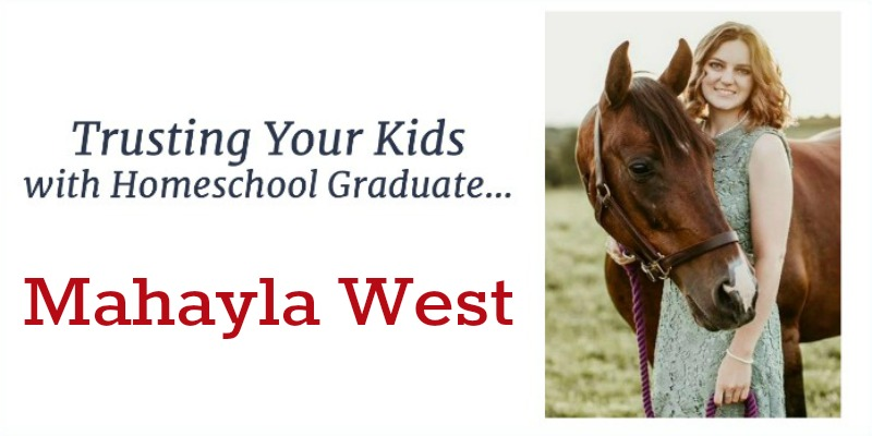RLL 23 Mahayla West: Trusting Your Kids