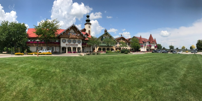 Getting Away with the Girls | Visiting Frankenmuth, MI