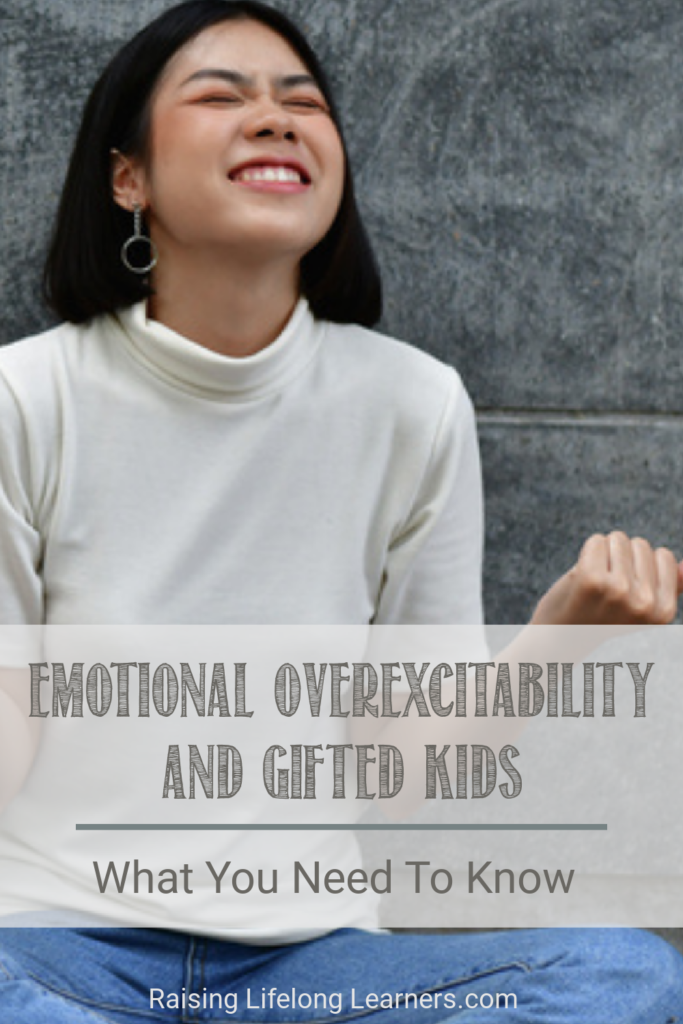 overexcitabilities and gifted child