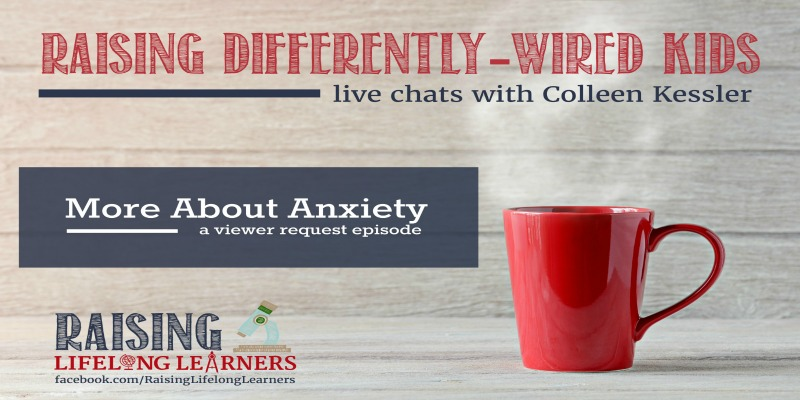 RLL LIVE | More About Anxiety