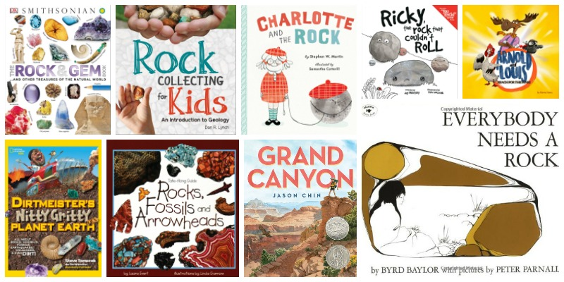 Books to Help Kids Learn about Geology
