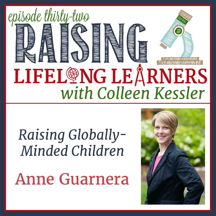 Raising Globally Minded with Anne Guarnera