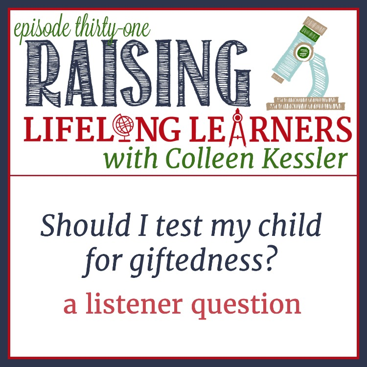 Testing your child is a choice & everyone has different reasons for their choice. What should you do? Well... let's talk about it.