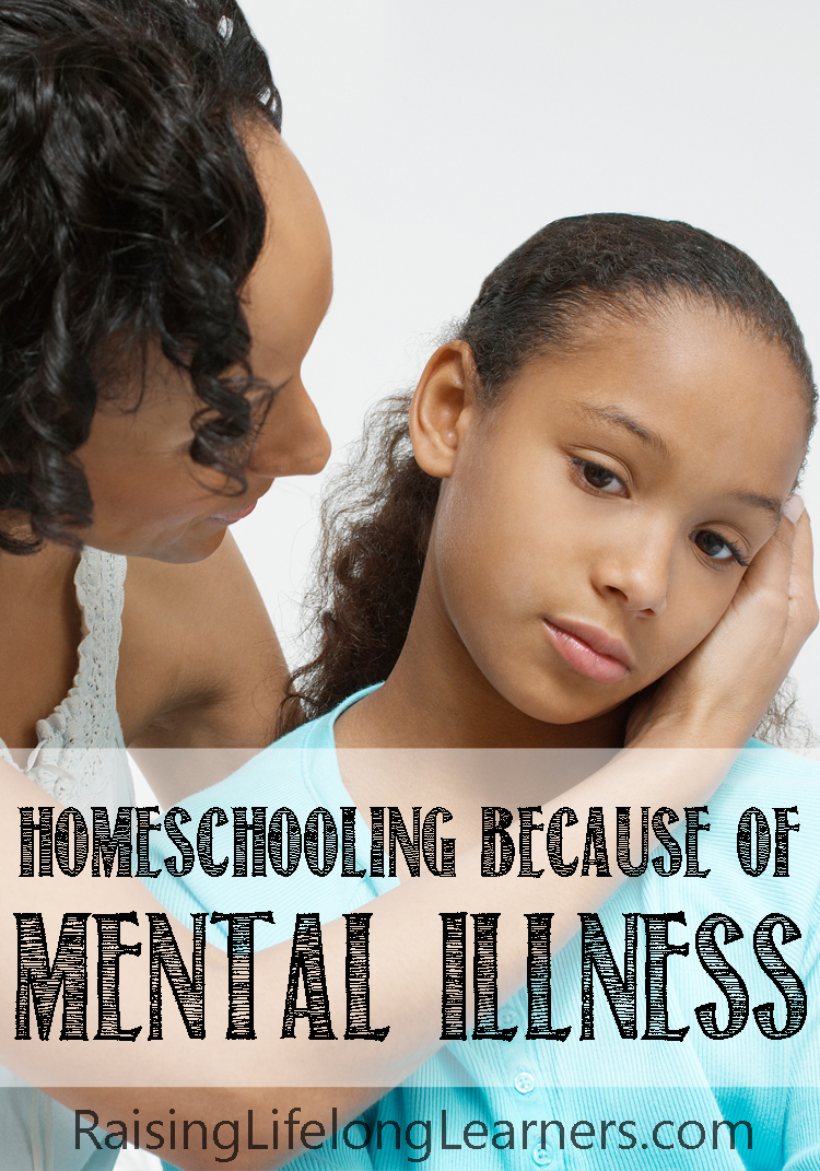 homeschooling mental illness