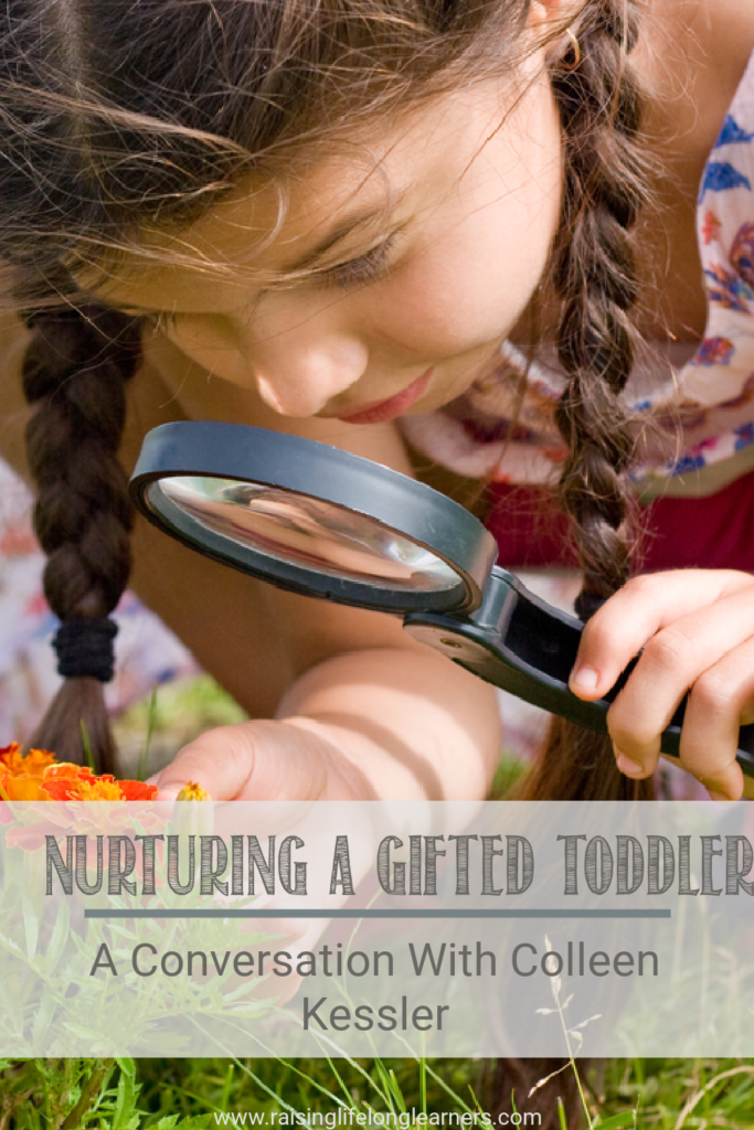 gifted toddler