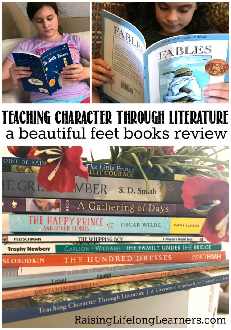 Beautiful Feet Books works well for families with eclectic tendencies and a propensity for falling down into rabbit holes, then picking back up again later. Teaching Character Through Literature Review - Beautiful Feet Books