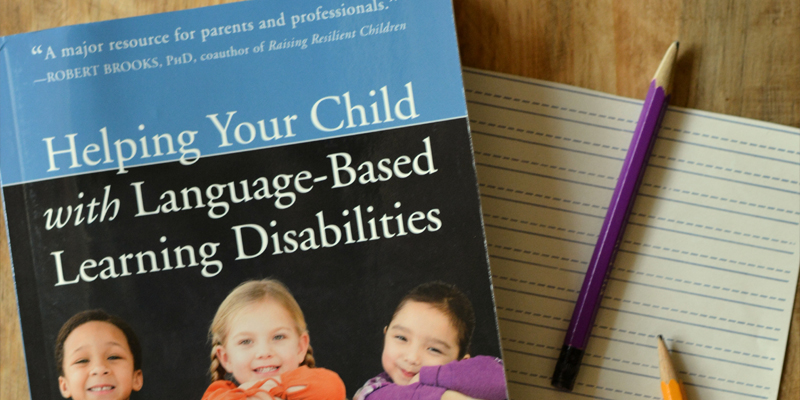 Equipping Parents to Help Children with Language-Based Learning Disabilities