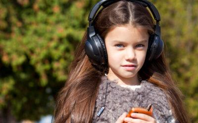audiobooks in your homeschool