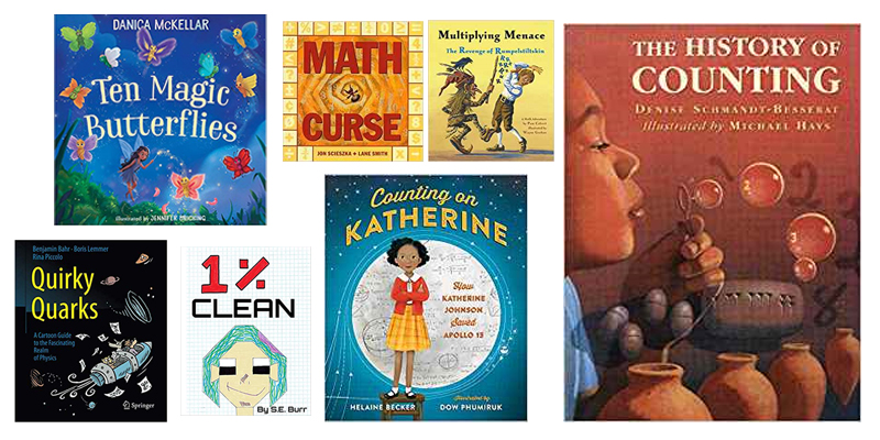 Exponentially Great Math Books (That Aren't Textbooks!)