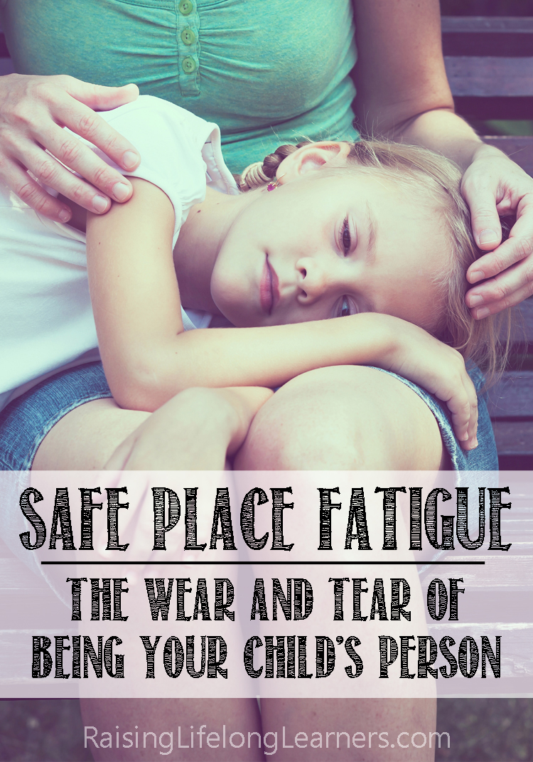 safe place child's person