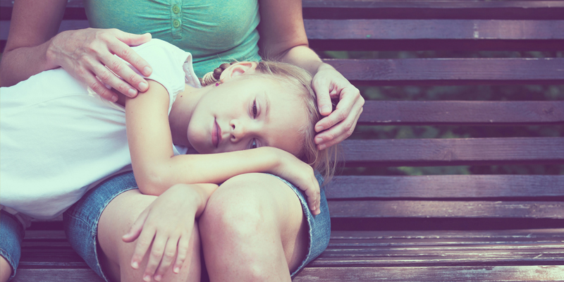 Safe Place Fatigue | The Wear and Tear of Being Your Child's Person