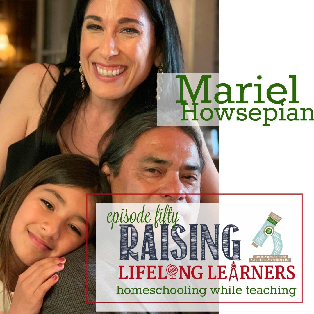 Episode 50 - Homeschooling a PG Kiddo While Teaching Full Time