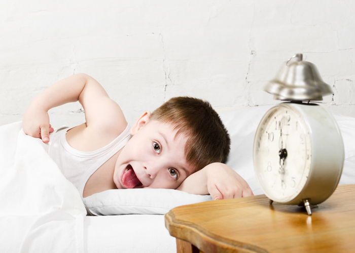 gifted sleep struggle